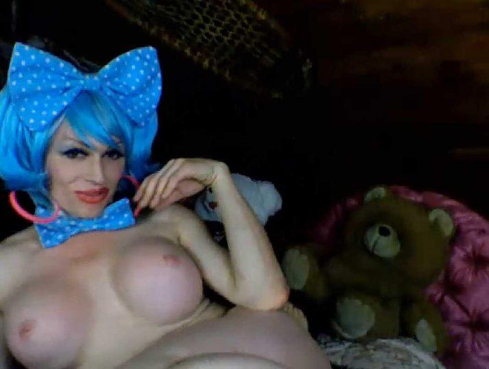 Stylish Blue Tara Emory
