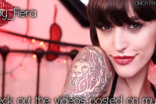 Experience True Seduction With Rubyfiera