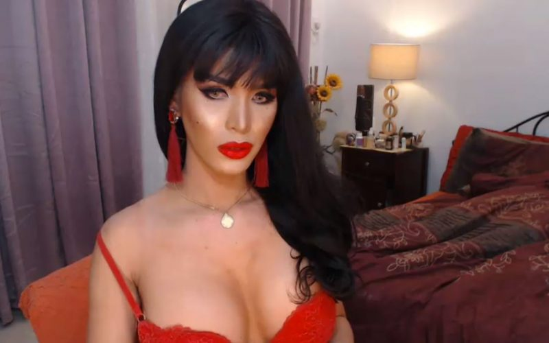Onegreatdivats Is A Lady In Red