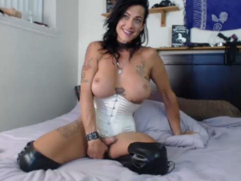 Time To Get Kinky With TSRiannaJames