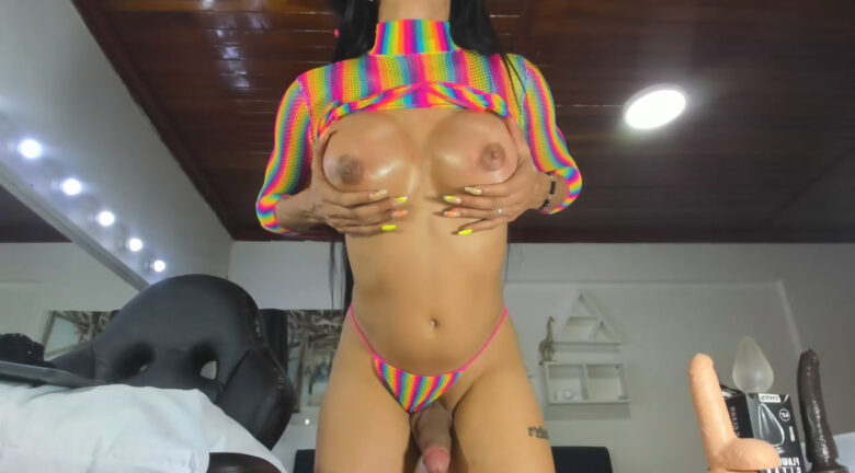 A Colorful Show Full Of Bootyful Treats From Alessiawinters